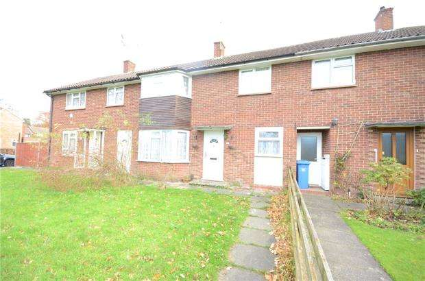 3 Bedrooms Terraced House for sale in Fanes Close, Bracknell, Berkshire