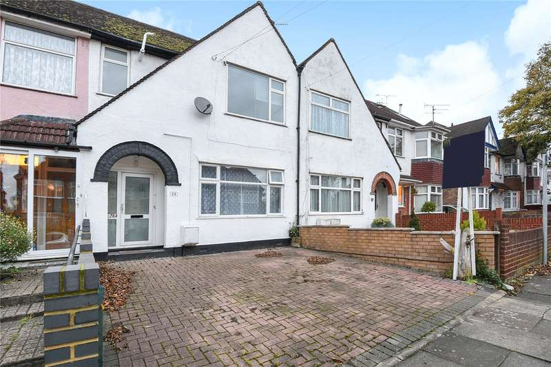 2 Bedrooms Maisonette Flat for sale in Drayton Gardens, West Drayton, Middlesex, UB7