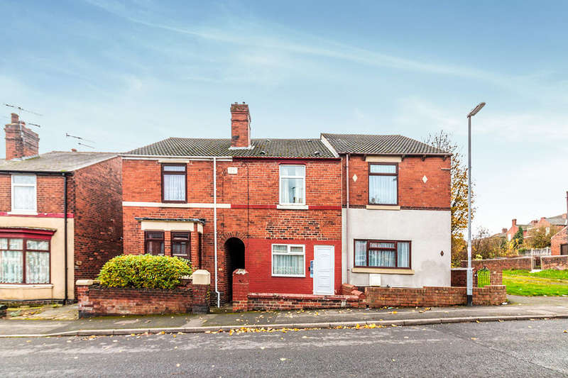 3 Bedrooms Terraced House for sale in Deepdale Road, Rotherham, S61