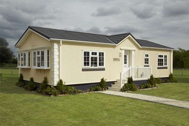 2 Bedrooms Park Home Mobile Home for sale in Plot 3, East View Park, West Winch