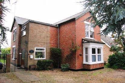4 Bedrooms Detached House for sale in Marshland St. James, Wisbech, Norfolk