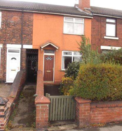2 Bedrooms Terraced House for sale in St. Anns Road, Rotherham, South Yorkshire