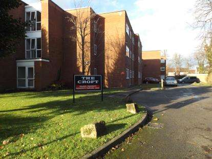 2 Bedrooms Flat for sale in The Croft, Mile End Lane, Stockport, Greater Manchester