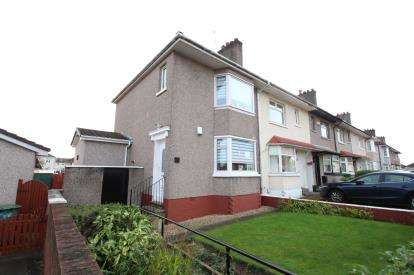 2 Bedrooms End Of Terrace House for sale in Barrachnie Crescent, Baillieston