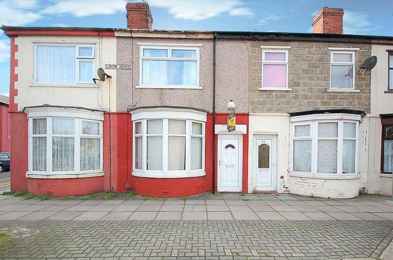 3 Bedrooms Terraced House for sale in Clinton Avenue, Blackpool