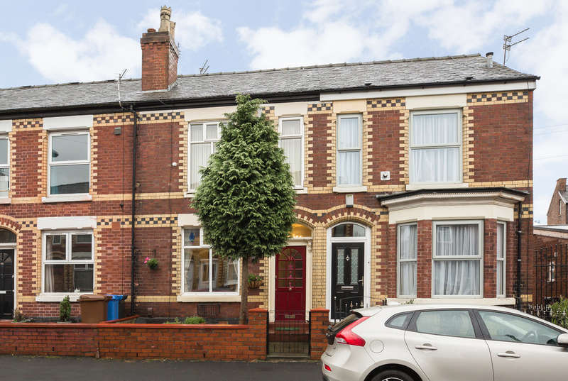 2 Bedrooms Terraced House for sale in Aberdeen Crescent, Edgeley
