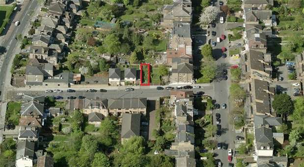 Land Commercial for sale in Park Rise Road, London