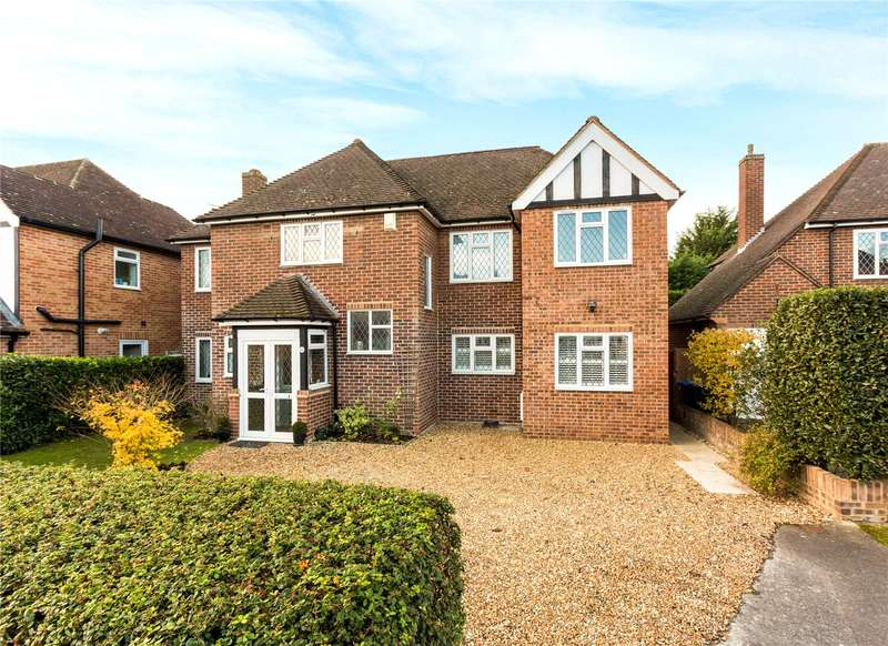 4 Bedrooms Detached House for sale in Archer Close, Maidenhead, Berkshire, SL6