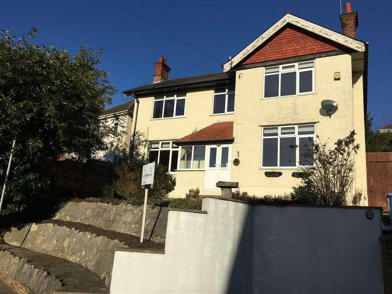 3 Bedrooms Detached House for rent in Lower Parkstone