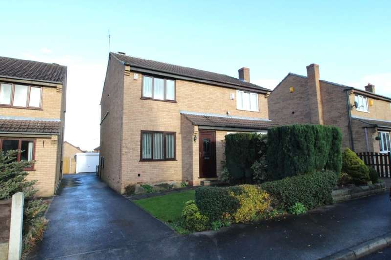 2 Bedrooms Semi Detached House for sale in Bodmin Drive, Normanton, WF6