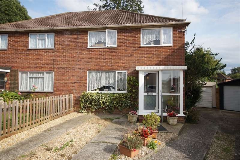 3 Bedrooms Semi Detached House for sale in Shirley Avenue, READING, Berkshire