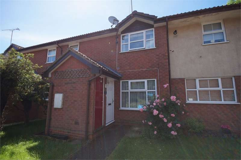 1 Bedroom Terraced House for sale in Manea Close, Lower Earley, READING, Berkshire