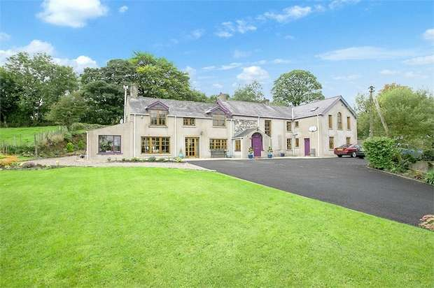 5 Bedrooms Detached House for sale in Ballywee Road, Parkgate, Ballyclare, County Antrim