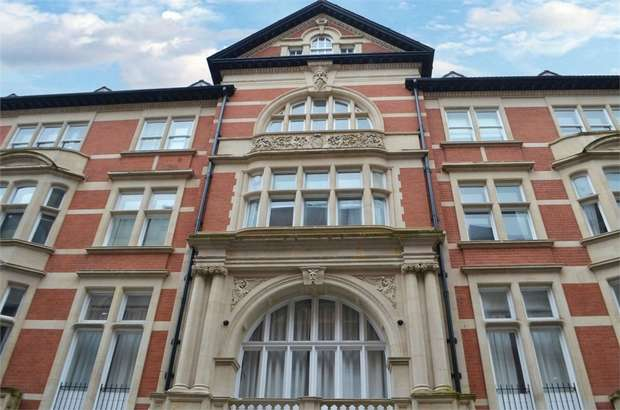 1 Bedroom Flat for sale in High Street, Newport