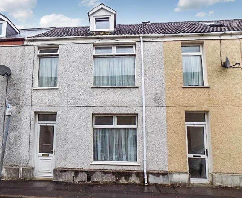 4 Bedrooms Terraced House for sale in Allister Street, Neath, Neath Port Talbot. SA11