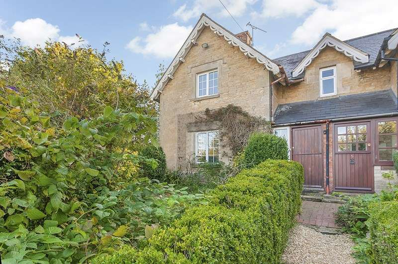 3 Bedrooms Semi Detached House for sale in The Paddock, Somerton, Bicester