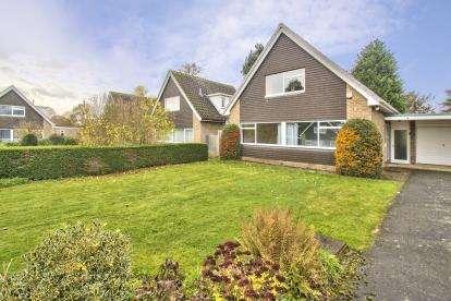 3 Bedrooms Detached House for sale in Oaklands, Fenstanton, Huntingdon, Cambridgeshire