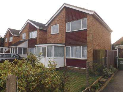 3 Bedrooms Detached House for sale in Hockliffe Road, Leighton Buzzard, Bedford, Bedfordshire