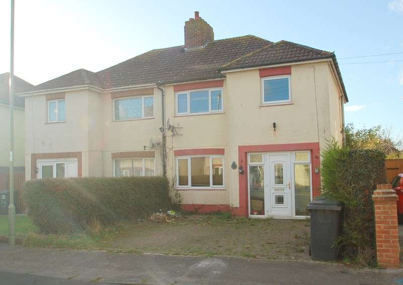 3 Bedrooms Property for sale in Wavell Road, Gosport