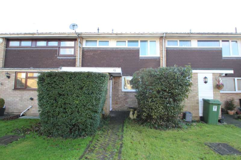 3 Bedrooms Terraced House for sale in 3 BED family home in LEVERSTOCK GREEN with a GARAGE!