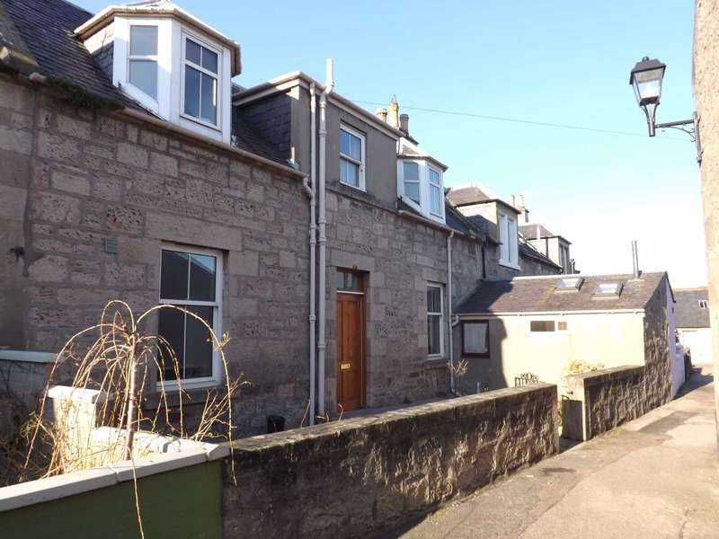 3 Bedrooms Semi Detached House for rent in Society Street, Nairn