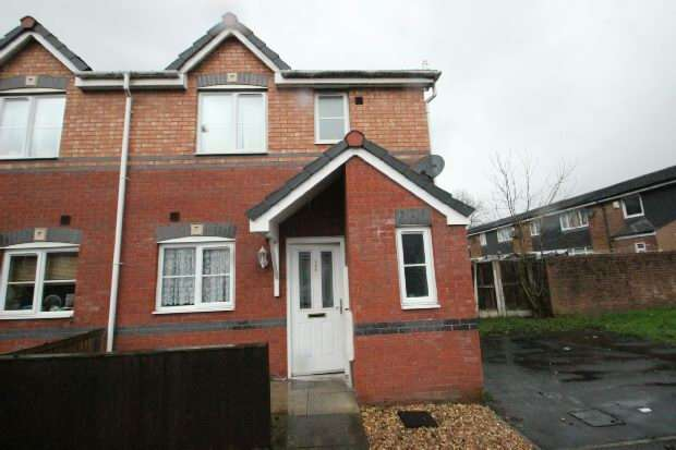 3 Bedrooms End Of Terrace House for sale in Haydock Avenue, Sale