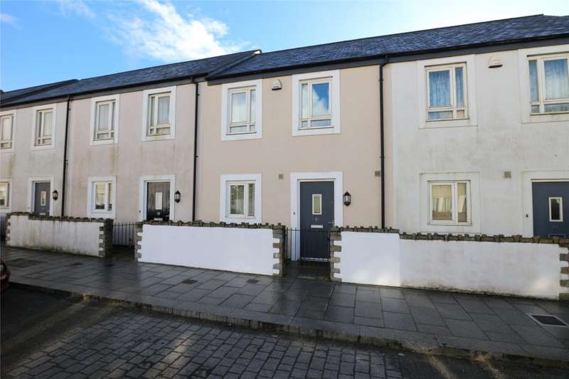 3 Bedrooms Terraced House for sale in Dolcoath Avenue, Camborne, Cornwall