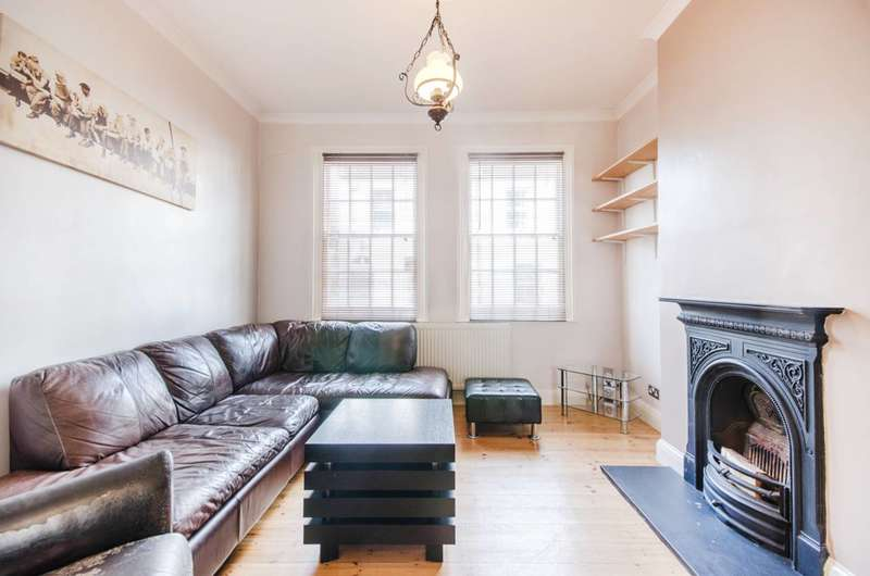 2 Bedrooms House for rent in Straightsmouth, Greenwich, SE10
