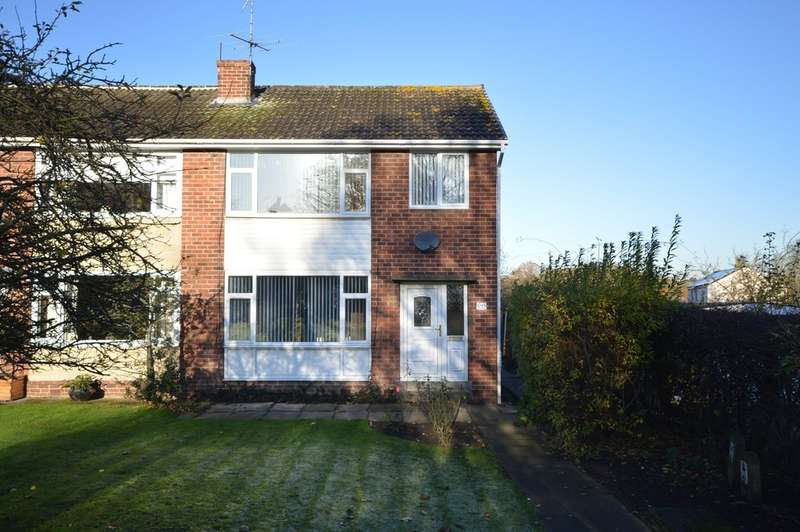 3 Bedrooms Semi Detached House for sale in Aberford Road, Stanley