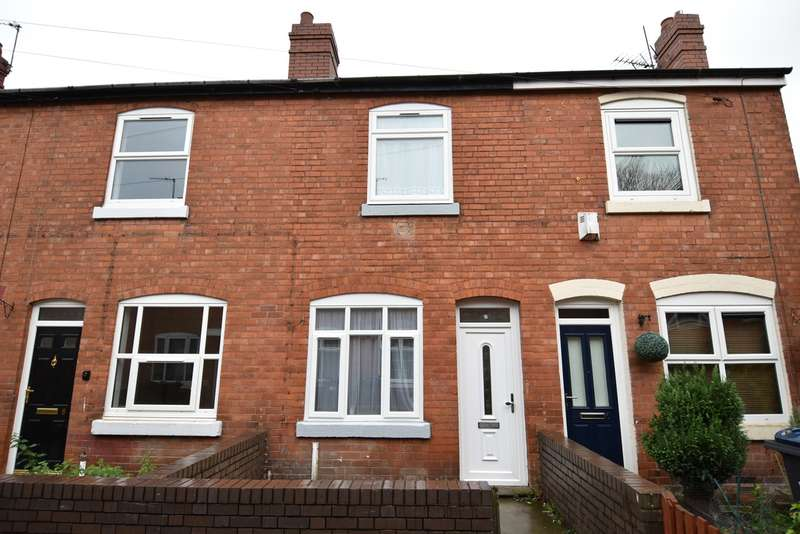 2 Bedrooms Terraced House for sale in Ash Avenue, Runcorn Road, Balsall Heath, B12