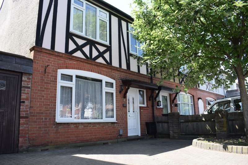 3 Bedrooms End Of Terrace House for sale in Trinity Road, Luton, Bedfordshire, LU3