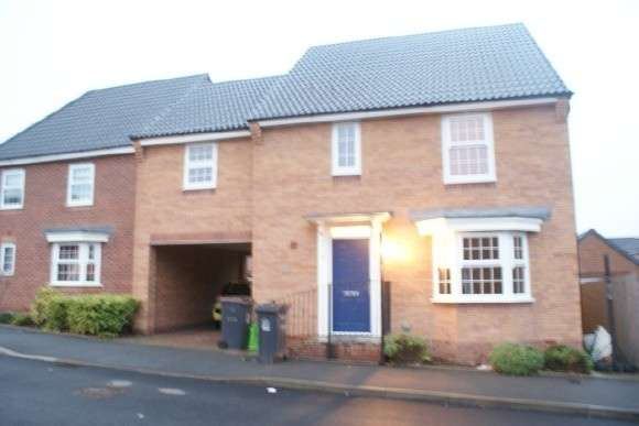 5 Bedrooms Detached House for rent in Snowgoose Way, Newcastle Under Lyme