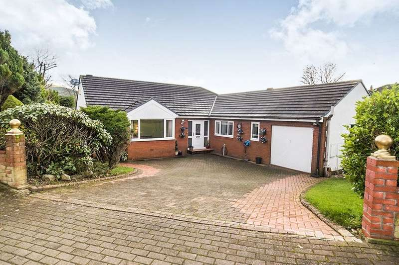 3 Bedrooms Detached Bungalow for sale in Aldby Grove, Cleator Moor, CA25