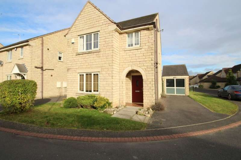 3 Bedrooms Detached House for sale in Elm Close, Rossington, Doncaster, DN11