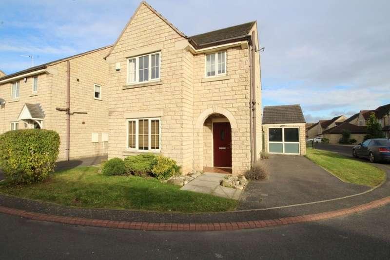 3 Bedrooms Detached House for sale in Elm Close, Rossington, Doncaster, DN11