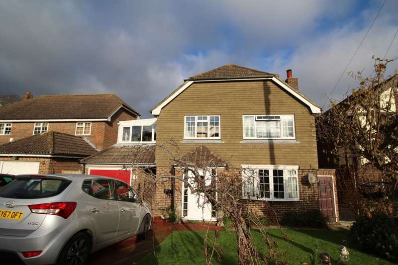 4 Bedrooms Detached House for sale in Top Cross Road, Bexhill-On-Sea, TN40