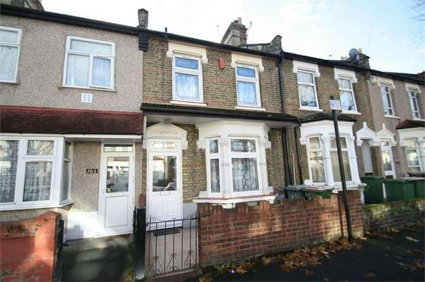 3 Bedrooms Terraced House for sale in Rosebery Avenue, Manor Park, London