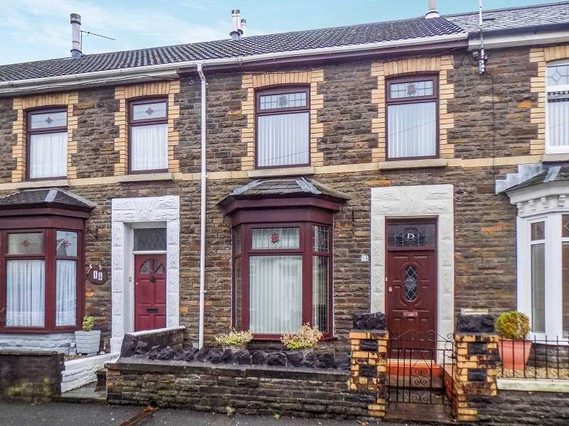 3 Bedrooms Terraced House for sale in Geoffrey Street, Neath, Neath Port Talbot. SA11 1HU