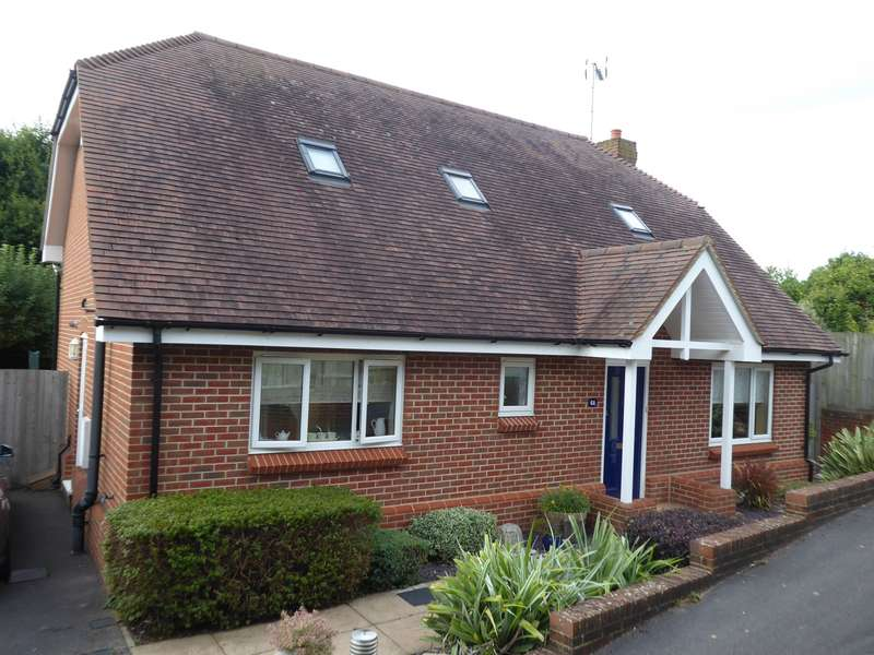 3 Bedrooms Detached Bungalow for sale in Eden Road, West End, Southampton, SO18
