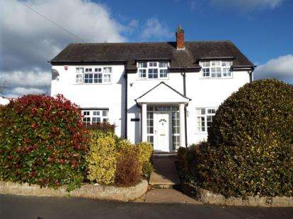 5 Bedrooms House for sale in Wayside Drive, Oadby, Leicester, Leicestershire