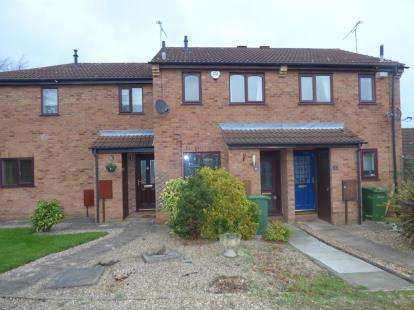 2 Bedrooms Terraced House for sale in Roman Hill, Wigston, Leicester