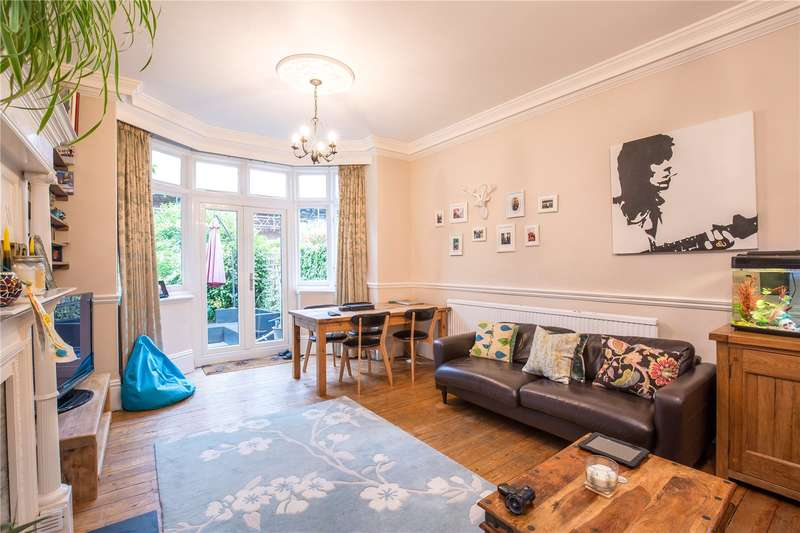 3 Bedrooms Apartment Flat for sale in Fortis Green, East Finchley, London, N2