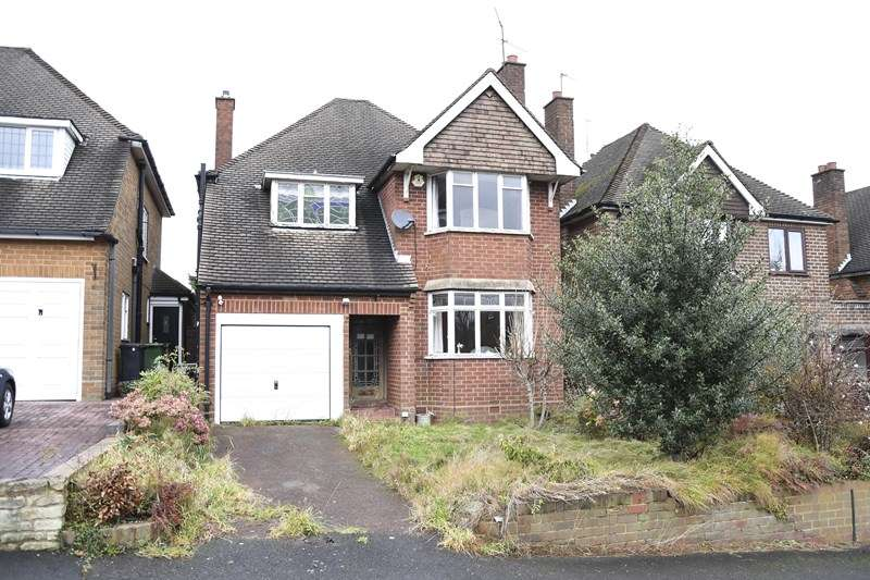 3 Bedrooms Detached House for sale in Elizabeth Grove, Dudley