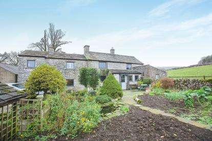 3 Bedrooms Detached House for sale in Old Dam, Peak Forest, Buxton, Derbyshire