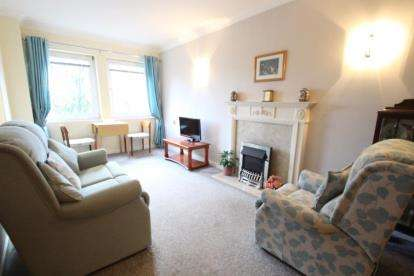 1 Bedroom Retirement Property for sale in Strathmore Court, 20 Abbey Drive, Jordanhill, Glasgow