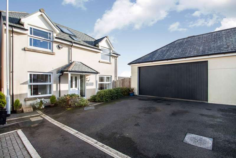 4 Bedrooms Detached House for sale in Glenholt,Plymouth