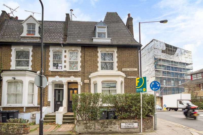 2 Bedrooms Flat for sale in Tower Terrace, Wood Green, N22