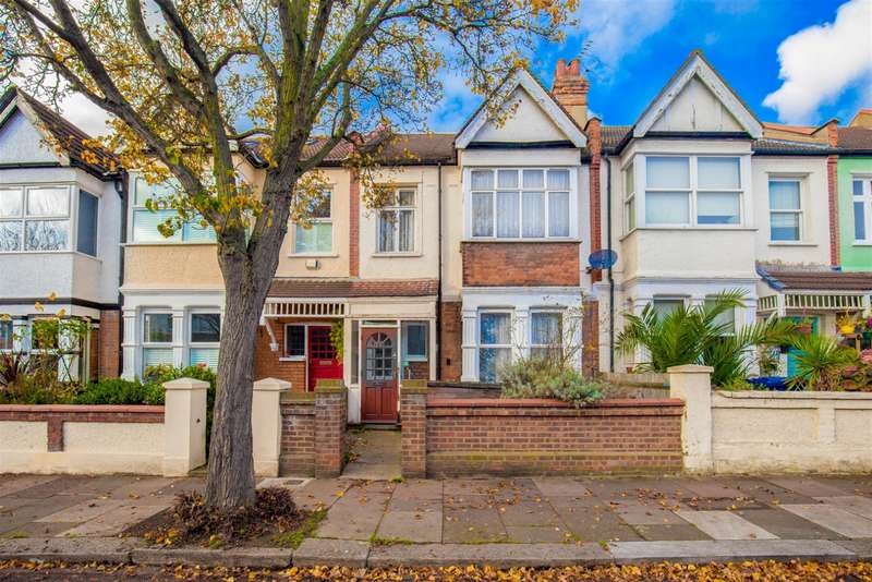 3 Bedrooms Terraced House for sale in Camborne Avenue, Ealing, London, W13 9QZ