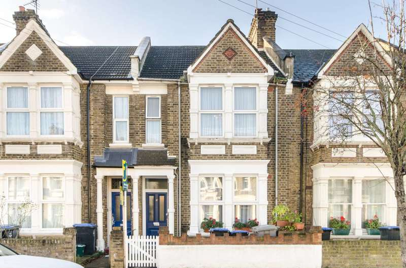 2 Bedrooms Flat for sale in Minet Avenue, Harlesden, NW10