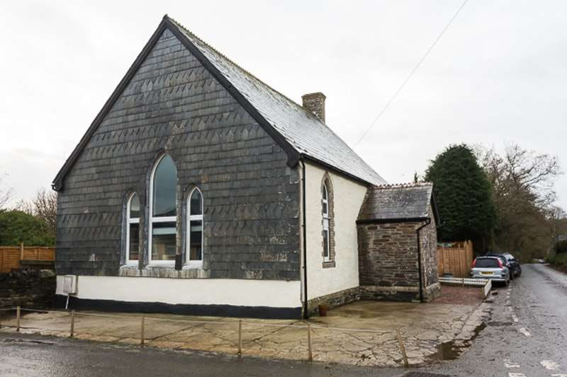 4 Bedrooms Detached House for sale in Monks Hill, Treburley, Cornwall, PL15